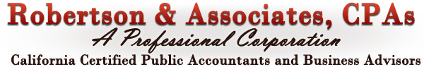 robertson and associates cpa